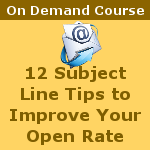 12 Subject Line Tips to Improve Your Open Rate