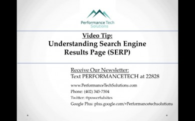 Learn how to examine search engine result pages