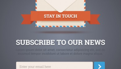 Lern how to add an email capture functionality to your website
